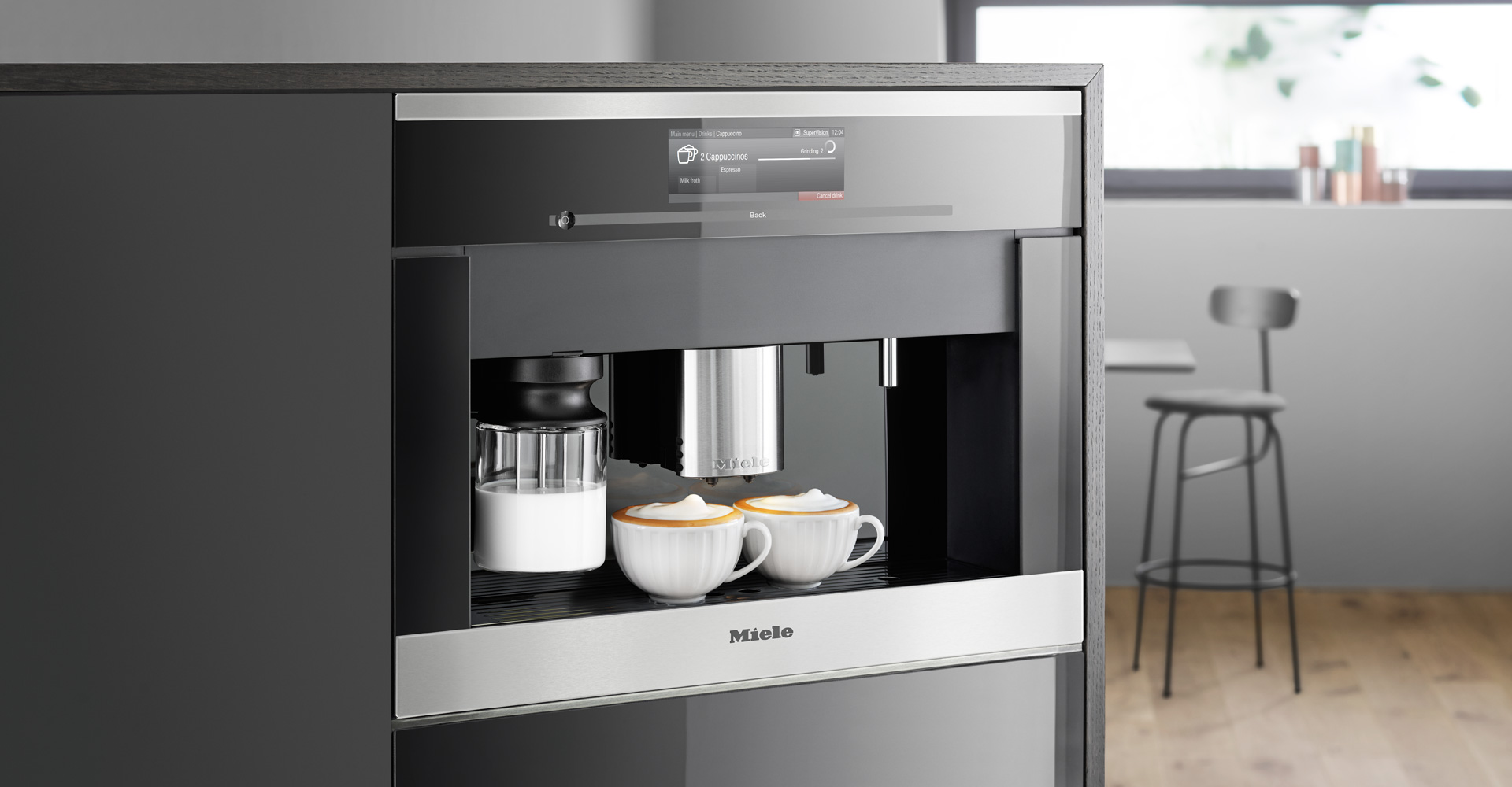 The Right Built In Coffee Machine For Every Kitchen