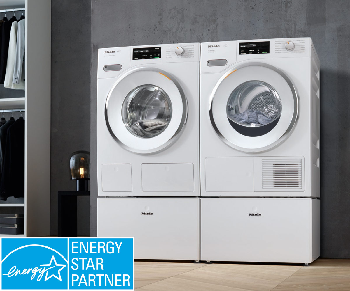 the miele w1 washing machines and t1 tumble dryers. Black Bedroom Furniture Sets. Home Design Ideas