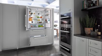 "36"" French Door Refrigeration KFNF 9955iDE"