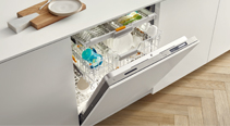 Miele EcoFlex Diamond Dishwasher