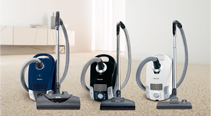Miele New Floor care Launch