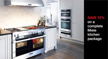 Miele Full Kitchen