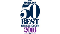 50 Best Restaurants Logo