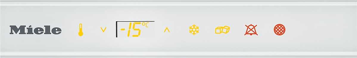 Miele F 1473 Vi MasterCool™ freezer