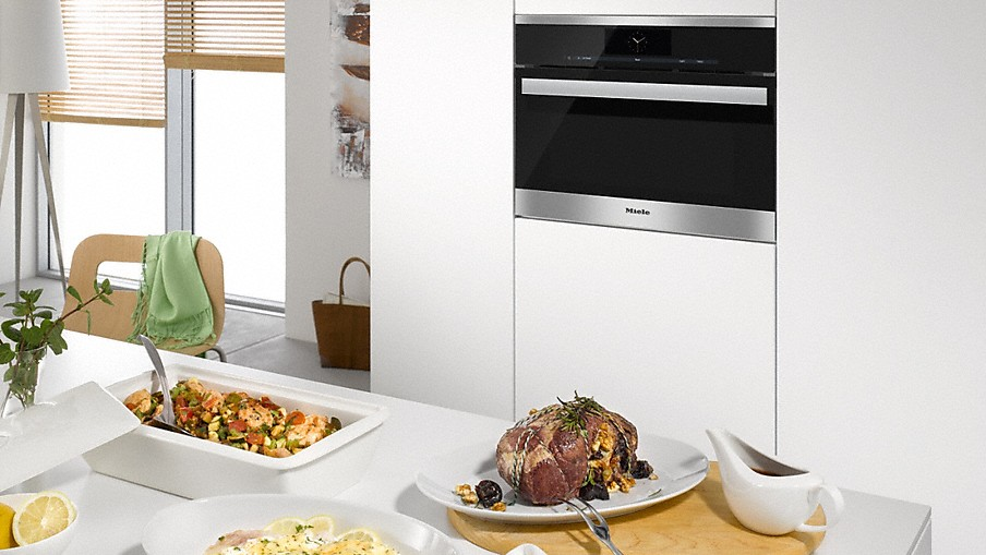Miele Combi Steam Ovens