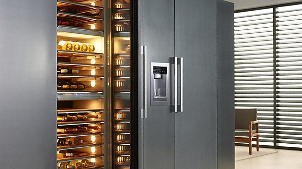 miele refrigeration and wine conditioning units