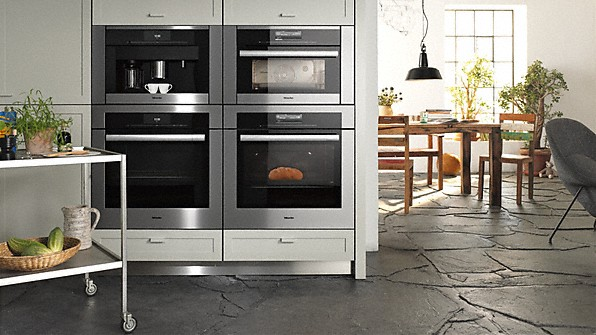 Miele Ovens And Steamers