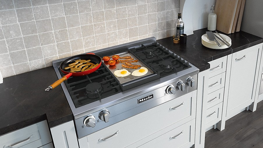 Always The Central Point In The Kitchen. Cooktops ...