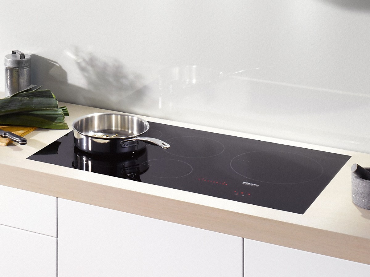 Merveilleux Miele KM 6375 Induction Cooktop With Touch Controls