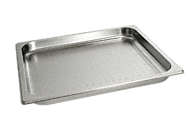 DGGL 12 Perforated steam oven pan