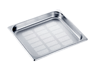 DGGL 13 Perforated steam oven pan