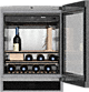 KWT 6312 UGS Built-under wine storage unit