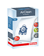 GN AirClean 3D AirClean 3D Efficiency GN dustbags