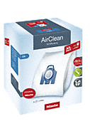 GN XL AirClean 3D XL-Pack AirClean 3D Efficiency GN