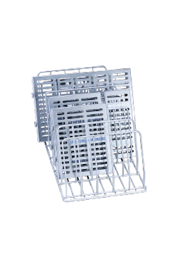 E 523 - Mesh Basket for the optimum loading of 6 or more cassettes.--NO_COLOR