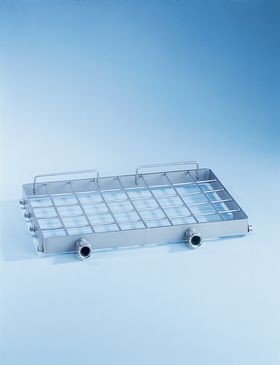 E 945/2 - Module for inserts.--stainless steel exterior