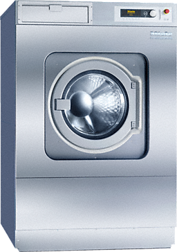 PW 6321 [EL MF] - Washing machine, electric heating With liquid dispenser and individually programmable controls.--stainless steel exterior