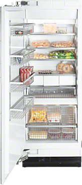 F 1813 Vi - MasterCool™ freezer with high-quality features and maximum storage space for increased convenience.--NO_COLOR