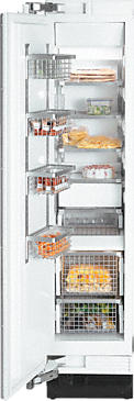 F 1413 SF - MasterCool™ freezer with maximum storage space in the smallest space for optimum freezing.--NO_COLOR