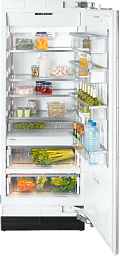 K 1803 Vi - MasterCool™ refrigerator with high-quality features and maximum storage space for fresh food.--NO_COLOR