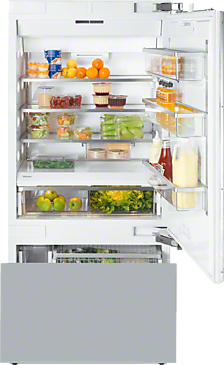KF 1903 Vi - MasterCool™ fridge-freezer with maximum storage space and high-quality features for exacting demands.--NO_COLOR