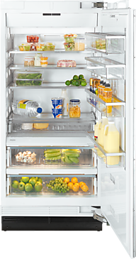 K 1903 SF - MasterCool™ refrigerator with high-quality features and maximum storage space for fresh food.--NO_COLOR