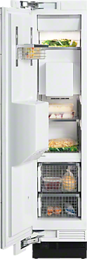 F 1473 Vi - MasterCool™ freezer with individual water and ice cube supply thanks to integrated IceMaker.--NO_COLOR