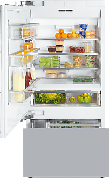 KF 1913 Vi - MasterCool™ fridge-freezer with high-quality features and maximum storage space for exacting demands.--NO_COLOR