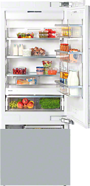 KF 1803 SF - MasterCool™ fridge-freezer with large storage space and high-quality features for exacting demands.--NO_COLOR