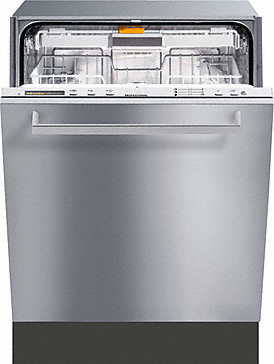 PG 8083 SCVi [120V] - Fully integrated dishwasher for large loads of dishware in households, offices and utility areas.--NO_COLOR