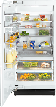 K 1913 Vi - MasterCool™ refrigerator with high-quality features and maximum storage space for fresh food.--NO_COLOR