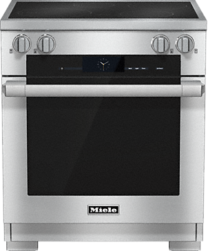 HR 1622-2 - 30 inch range Induction with M Touch controls, Moisture Plus and wireless roast probe--Stainless steel