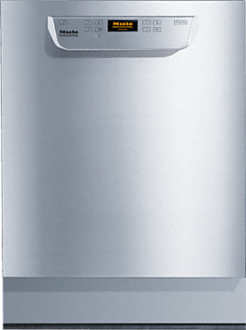 PG 8056 U [208V] - Built-under fresh water dishwasher ADA compliant, with baskets for hotels, restaurants and catering companies.--Stainless steel