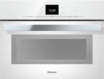 DGC 6600-1 - Steam oven with full-fledged oven function and XL cavity combines two cooking techniques - steam and convection.--