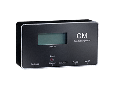CM/1 - Conductivity meter For measuring the conductivity level and the display for changing the cartridge.--NO_COLOR