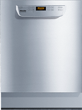 PG 8061 U [MK 208V 3 Phase] - Built-under fresh water dishwasher ADA compliant, NSF/ANSI 3 certified for sanitization. Industrial use only.--Stainless steel