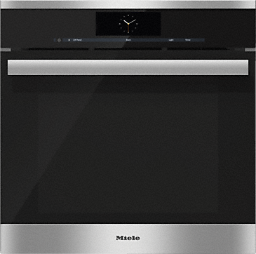 miele dgc 6860 am steam oven with full fledged oven function and xxl cavity. Black Bedroom Furniture Sets. Home Design Ideas