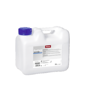 ProCare Lab 10 MA - 5 l - Liquid detergent, mildly alkaline, 5 l for optimum reprocessing of laboratory glassware and utensils.--White