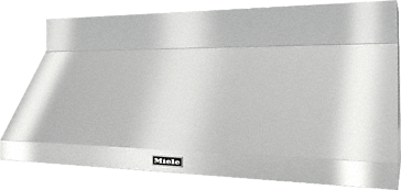 DAR 1260 - Wall ventilation hood for perfect combination with Ranges and Rangetops.--Stainless steel