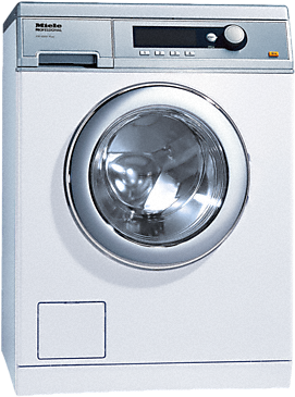PW 6068 Plus [EL LP] - Washing machine, electric heating with the shortest cycle of 49 minutes, model with drain pump.--Lotus white