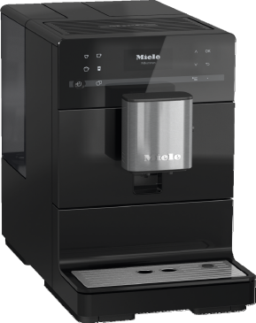 CM 5300 - Countertop coffee machine with OneTouch for Two for the ultimate coffee enjoyment.--Obsidian black