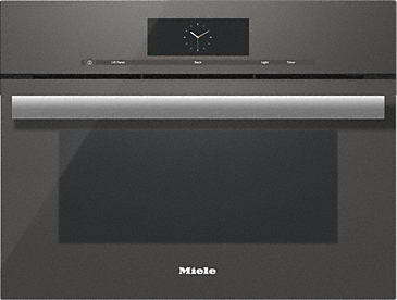 DGC 6800-1 - Steam oven with full-fledged oven function and XL cavity combines two cooking techniques - steam and convection.--
