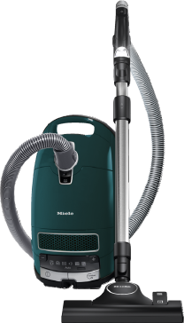 Complete C3 Alize PowerLine - SGJE0 - canister vacuum cleaners with HEPA filter for the greatest Filtration demands.--Petrol