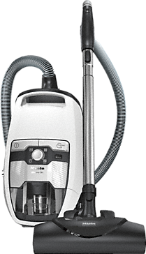 Blizzard CX1 Cat & Dog PowerLine - SKCE0 - Bagless canister vacuum cleaners with electrobrush for thorough cleaning of heavy-duty carpeting.--Lotus white