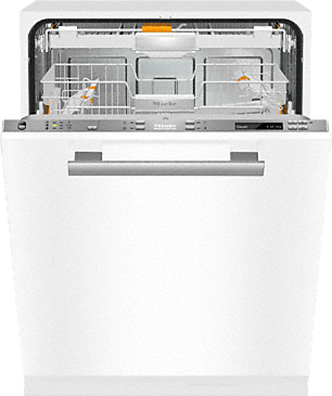 PG 8133 SCVi - Fully integrated dishwasher with 3D+ cutlery tray for large loads of dishware in households, offices and utility areas.--NO_COLOR