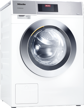 PWM 908 [EL DP NAM] - Little Giant front-loading washing machine, with drain pump --Lotus white