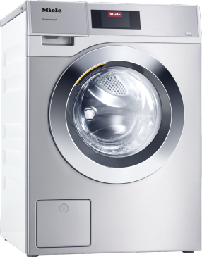 PWM 908 [EL DP NAM] - Professional washing machine, Little Giants, electrically heated, with pump and short program cycle times and programs specific to the target group. --Stainless steel
