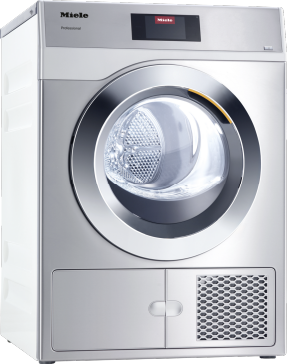 PDR 908 HP [EL] - Professional heat-pump dryer, Little Giants With very low energy consumption and short program runtimes. Load capacity 18 (8.0)kg.--Stainless steel