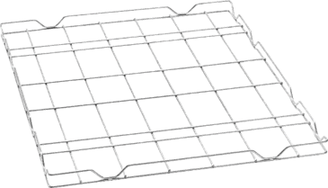 A 601 - Mesh Basket For the addition of another level in mobile unit A 501.--Stainless steel