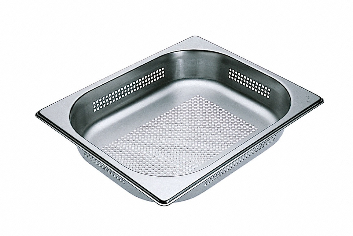 Miele dggl 4 perforated steam oven pan for Steam fish in oven